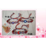 手作原創手鍊,每一個編織都是情感採用韓國進口串繩高品質不退色,手鍊大人小孩都可戴/穿搭飾品/手鍊