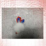 單入【中華民國手作系列】-國旗花系列原版包裝☆國旗花/胸針/掛飾/橫夾/包夾/髮飾/禮品 兔子球花