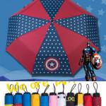 【雨具,雨鞋,雨傘系列】寶貝書包好攜帶授權圖案販售精品可愛3折傘超,晴雨傘/自動傘/可攜折疊包包好放置