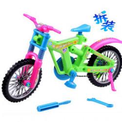 【兒童早教益智互動仿真認知玩具】花最實惠的價格誘發小孩的認知力,腳踏車仿真拆裝玩具/拼裝益智玩具/腦力玩具/互動親子玩具